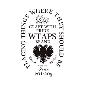 WTAPS ロゴ4