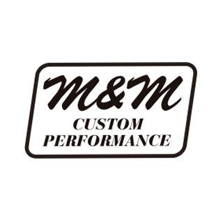 M&Mロゴ