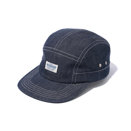 denim-cap